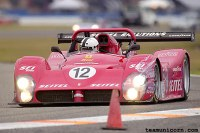The Risi Competizione Ferrari 333SP Blew a Head Gasket Just Past the Halfway Mark of the Race. Such a Pity...